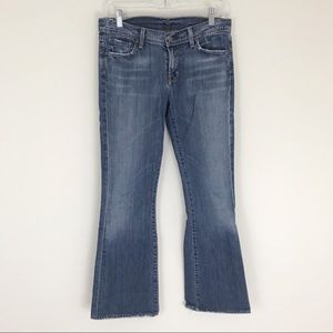 Citizen's of Humanity 28 Bootcut Jeans